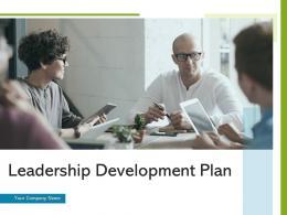 Leadership Development Plan Schedule Workplace Management Framework Governance