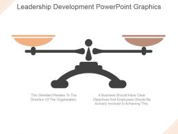 Leadership Development Powerpoint Graphics