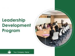 Leadership Development Program Powerpoint Presentation Slides