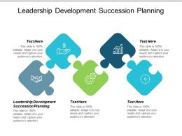 Leadership Development Succession Planning Ppt Powerpoint Presentation Summary Microsoft Cpb