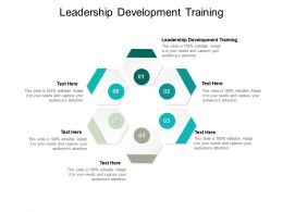 Leadership Development Training Ppt Powerpoint Presentation Outline Graphics Download Cpb