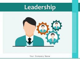 Leadership Financial Success Business Representing Performance