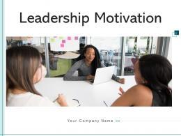 Leadership Motivation Training Program Architecture Self Awareness Communication