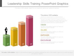 Leadership Skills Training Powerpoint Graphics