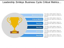Leadership Smileys Business Cycle Critical Metrics Study Qualification