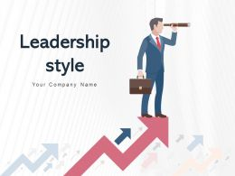 Leadership Style Business Performance Affiliative Democratic Maturity