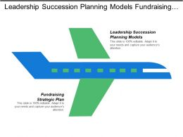 Leadership Succession Planning Models Fundraising Strategic Plan Internal Control Procedures Cpb
