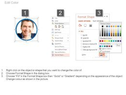 88450288 Style Essentials 1 Our Team 5 Piece Powerpoint Presentation Diagram Infographic Slide
