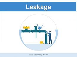 Leakage Conditioner Bathroom Protecting Symbol