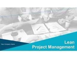 Lean Project Management Powerpoint Presentation Slide