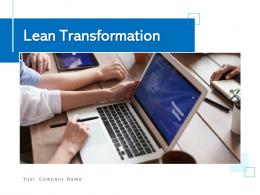 Lean Transformation Improved Quality Reduced Costs Finance Team