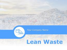 Lean Waste Powerpoint Presentation Slides
