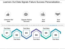 Learners Out Data Signals Failure Success Personalization Adaptation