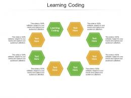 Learning Coding Ppt Powerpoint Presentation Outline Maker Cpb