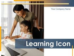 Learning Icon Technology Machine Computer Location Education Through
