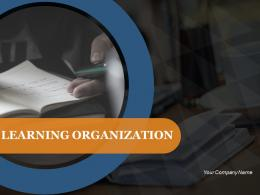 Learning Organization Systems Thinking Team Learning Personal Mastery