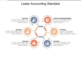 Lease Accounting Standard Ppt Powerpoint Presentation Gallery Clipart Cpb