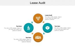 Lease Audit Ppt Powerpoint Presentation File Mockup Cpb