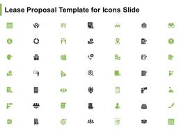 Lease Proposal Template For Icons Slide Ppt Powerpoint Presentation Outline Slideshow