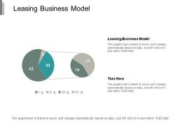 Leasing Business Model Ppt Powerpoint Presentation Portfolio Inspiration Cpb