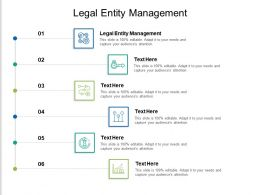 Legal Entity Management Ppt Powerpoint Presentation Show Example File Cpb