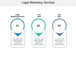 Legal Marketing Services Ppt Powerpoint Presentation File Portrait Cpb