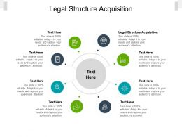Legal Structure Acquisition Ppt Powerpoint Presentation Styles Good Cpb