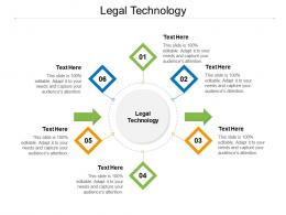 Legal Technology Ppt Powerpoint Presentation Professional Infographic Template Cpb