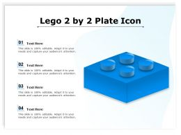 Lego 2 By 2 Plate Icon