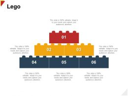 Lego Attention H104 Ppt Powerpoint Presentation Files