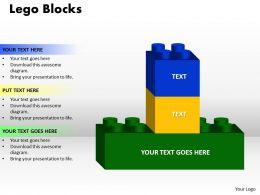 Lego Block 9
