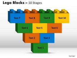Lego Blocks 4 Stages 23