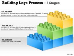 lego blocks diagram 3 stages 1
