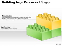 lego blocks diagram stages