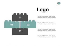 Lego Game A490 Ppt Powerpoint Presentation Model Infographics