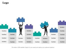 Lego Marketing Ppt Inspiration Graphics Template