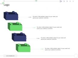 Lego Mckinsey 7s Strategic Framework Project Management Ppt Rules
