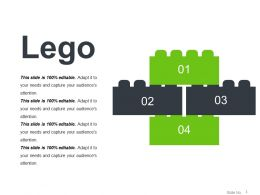 Lego Powerpoint Slide Backgrounds