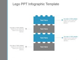 Lego Ppt Infographic Template