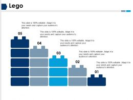 Lego Ppt Infographic Template Background Designs