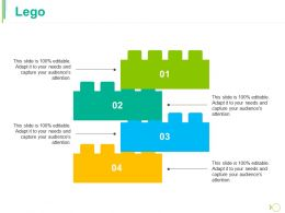 Lego Ppt Infographic Template Diagrams