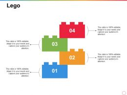 Lego Ppt Infographic Template Graphics Tutorials