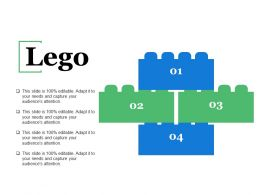 Lego Ppt Infographics