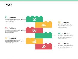 Lego Ppt Infographics Designs Download