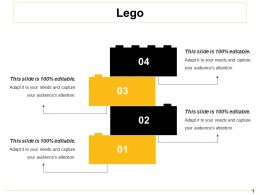 Lego Ppt Infographics Layout Ideas