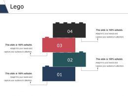 Lego Ppt Slides Grid