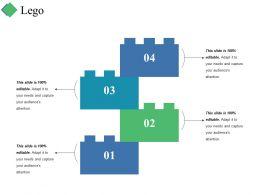 Lego Ppt Summary Brochure