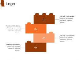 Lego Presentation Visuals