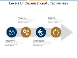 Levels Of Organizational Effectiveness Ppt Example File