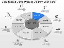 10133608 Style Circular Loop 8 Piece Powerpoint Presentation Diagram Infographic Slide